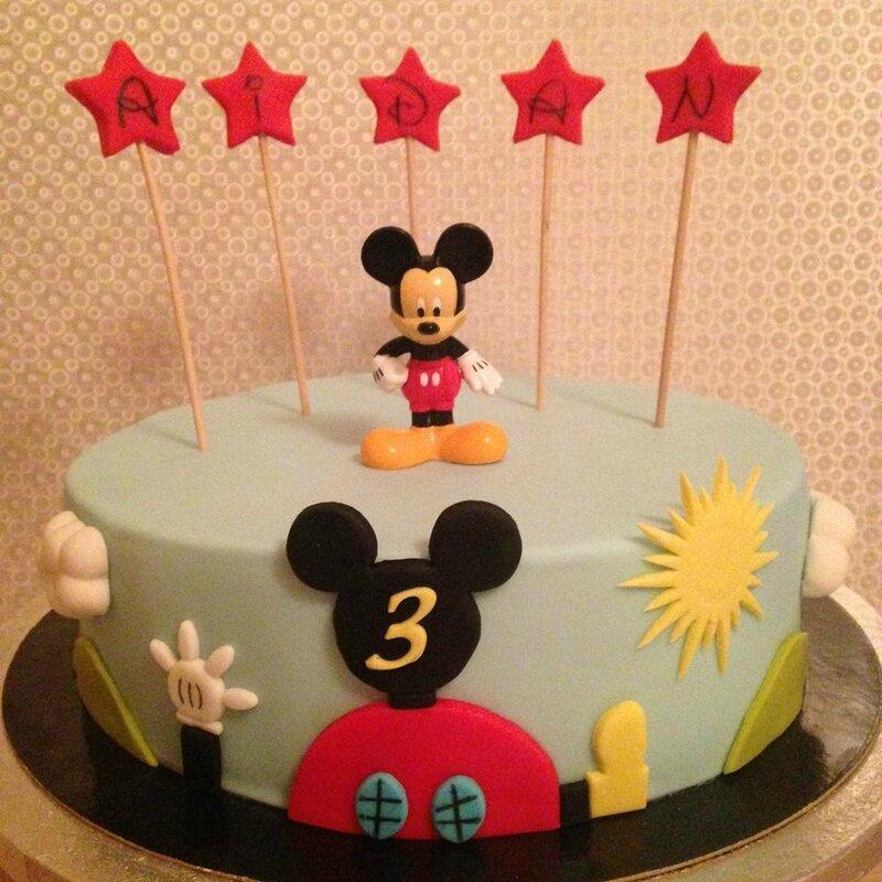 Maison de Mickey 1