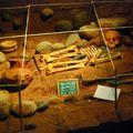 Les Olmèques, tombe précolombienne