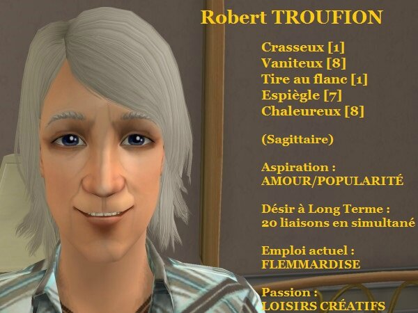 Robert TROUFION