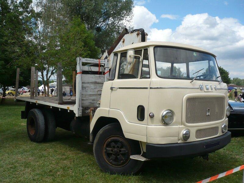 UNIC MZ 68 CA Puymorens 1963 Madine (1)