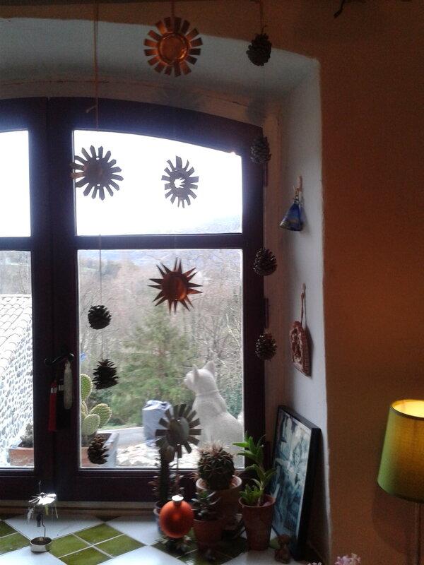 Petites décorations pour Noël qui arrive !