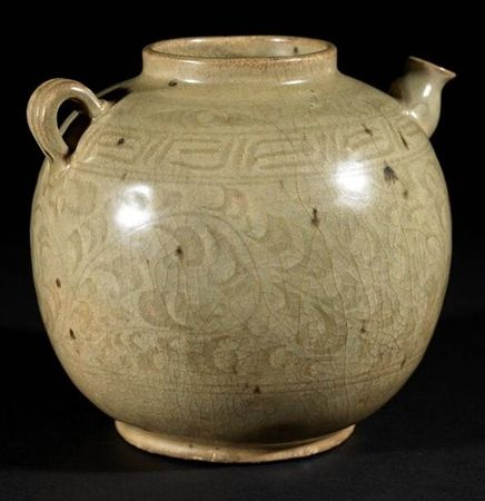Ewer__13th___14th_century__6__x_7__inches__502