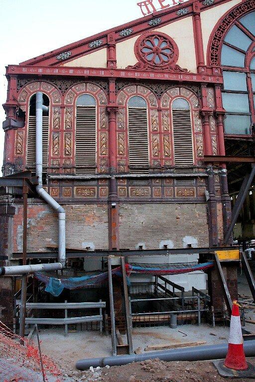 Barcelone - Sant Antoni, Mercat St Antoni_6218