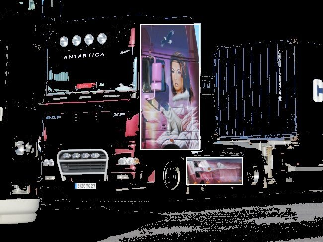 Camion décoré 4