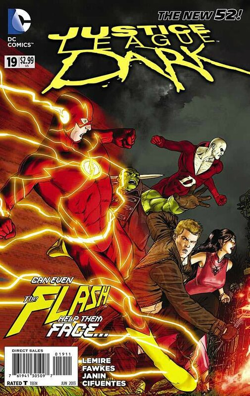 justice league dark 19