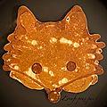 Pancakes renards sans oeufs