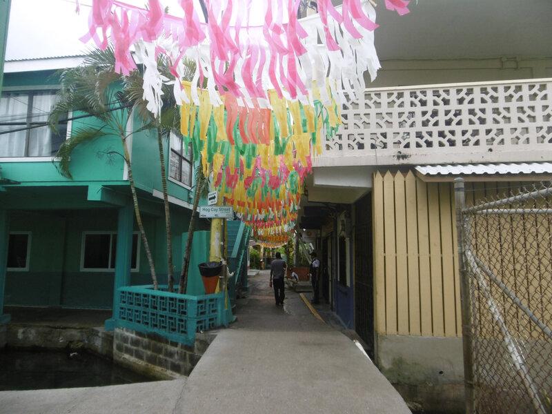 HONDURAS - Ile Guanaja (14)