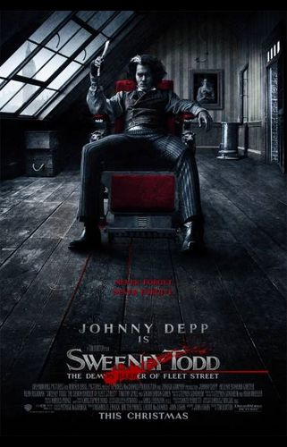 Sweeney Todd (4 Avril 2010)
