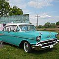 Chevrolet bel air 4door sedan 1957