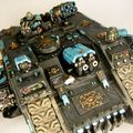 Land raider de tzeentch