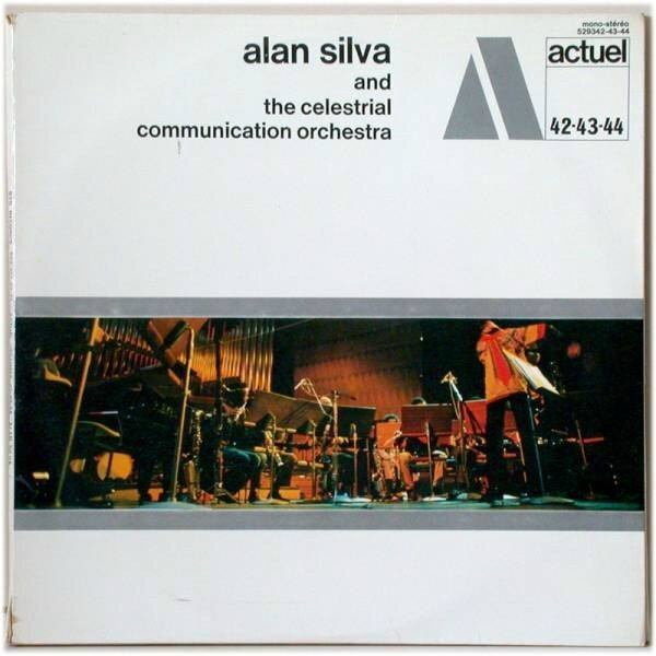 Alan Silva Seasons cover