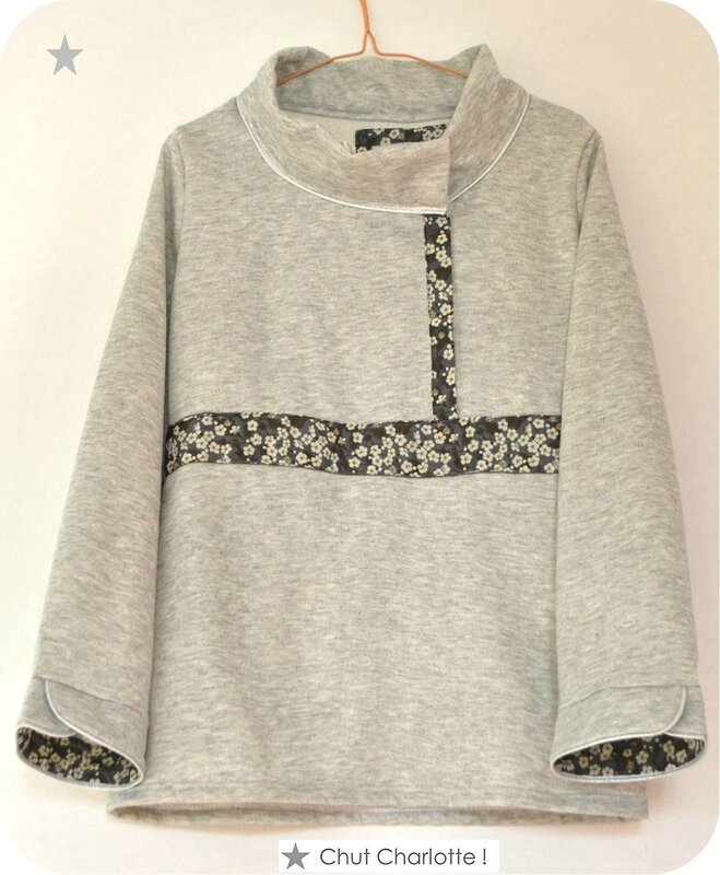 Sweat Liberty Chut Charlotte (3a)