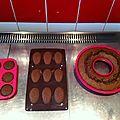 Gateau au chocolat au thermomix