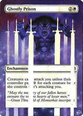 Ghostly Prison Altered