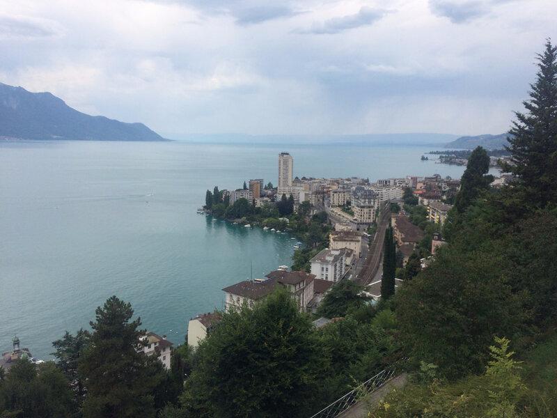 Montreux, j'arrive !