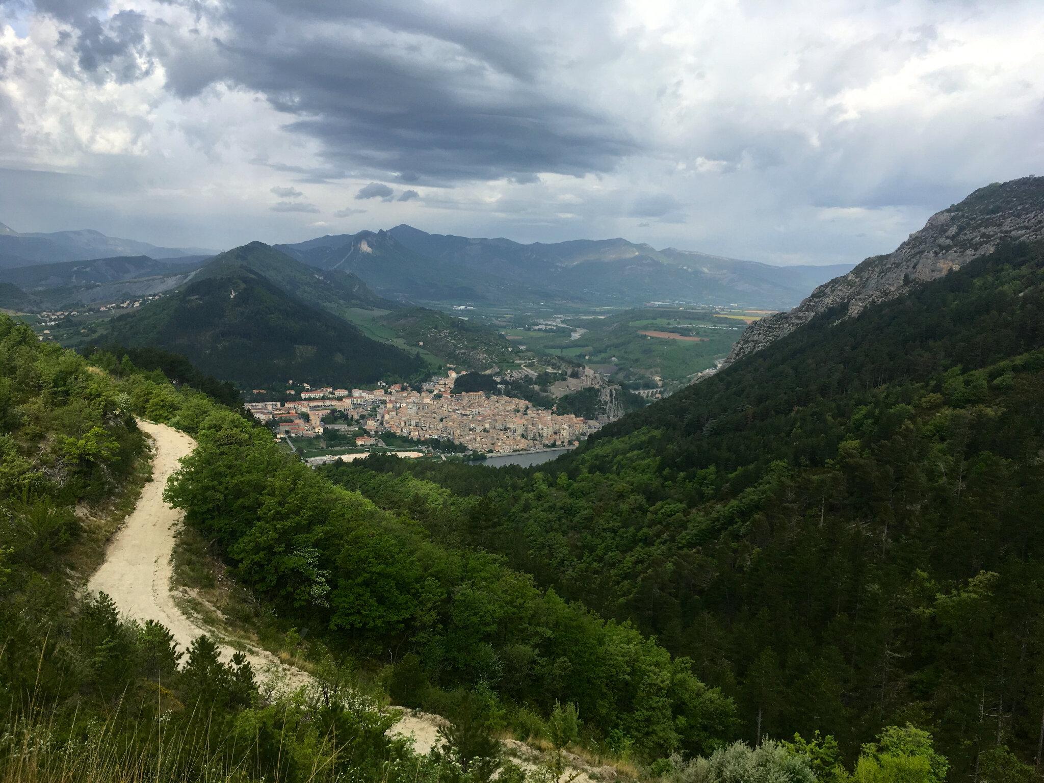 La Perce-Roche - Sisteron - 29 avril 2018