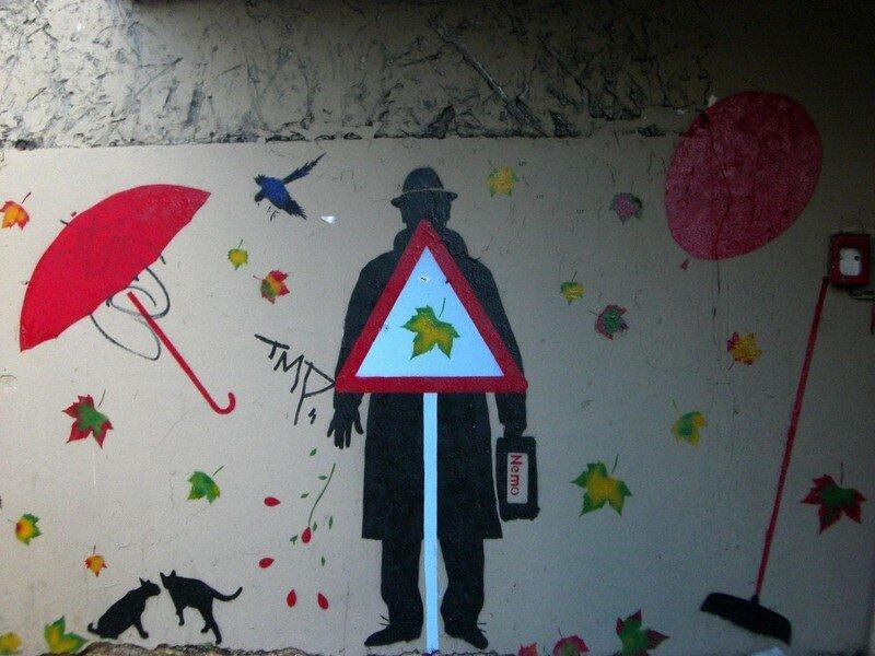 Rue du renard A2860