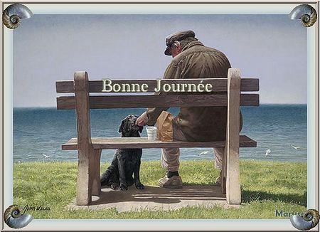 Bonne_journ_e__l_homme_et_son_chien_bord_de_mer_