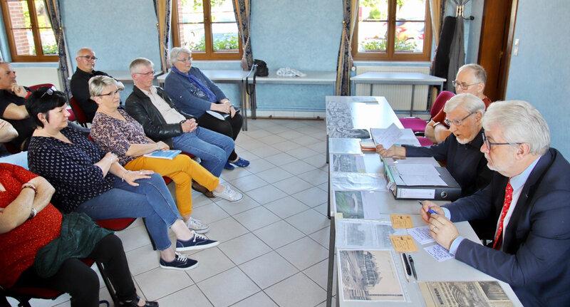 ÉCORAIL AG 2019 BUREAU ASSISTANCE