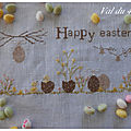 Happy easter de jennifer lentini...