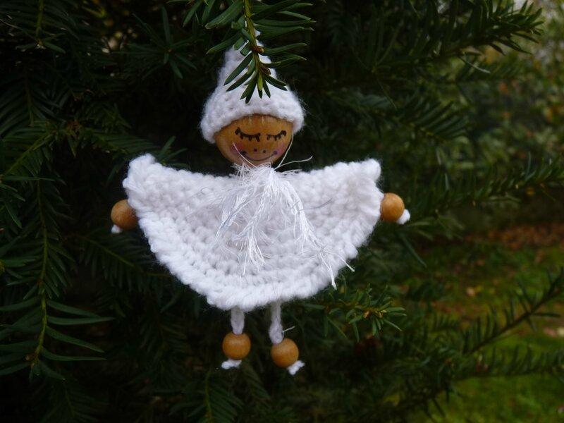 Ange de Noël (1)