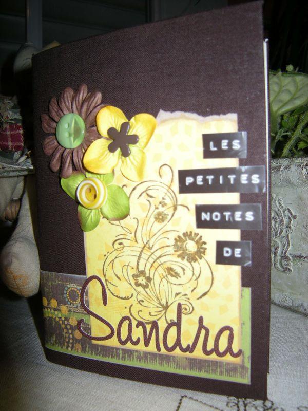 livres Sandra et Prisca (1)