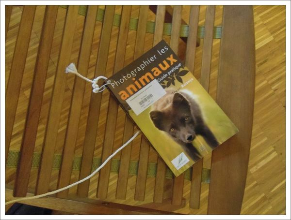livre loup corde Coutieres