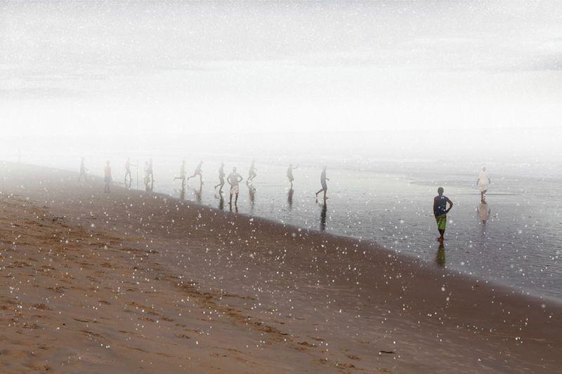 01-21, Let it snow in Brazil by Henrike Stahl