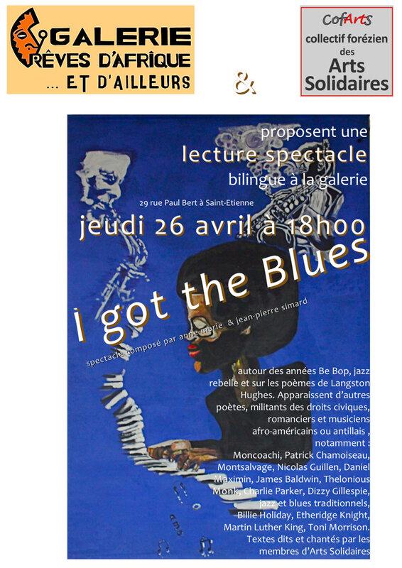 I got the Blues flyer