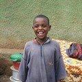 Visages d'Harar : Jeune garçon