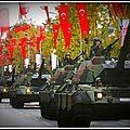 La turquie bombarde le nord de la syrie contrôlé par les kurdes