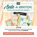 Sale-a-bration 2019 - 2ème round