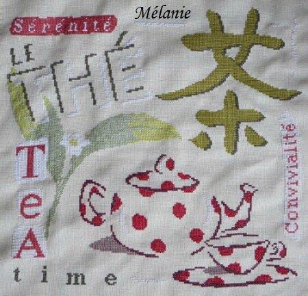 mélanie thé fini