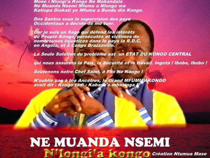 Nlongi'a Kongo Ne Makandala Ne Muanda Nsemi - Copie