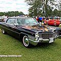 Cadillac coupé de ville de 1965 (Retro Meus Auto Madine 2012) 01