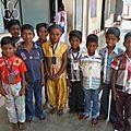 Gangavalli - les orpheleins à parrainer 2014, nous consulter