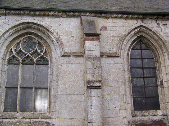 Hescamps Église St Clair (2)