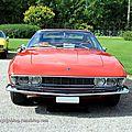 Monteverdi 375 s frua coupé de 1969 (9ème classic gala de schwetzingen 2011)