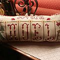 Cuscinetto di natale- little xmas cushion - petit coussin de noel
