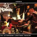 2007 - Curry & Coco - Le Mouv Live (Rennes) © Hervé L