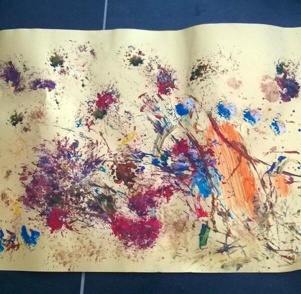 Oeuvre peinture