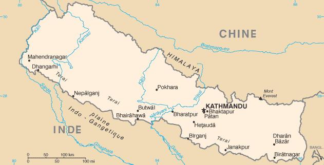 Carte_Nepal