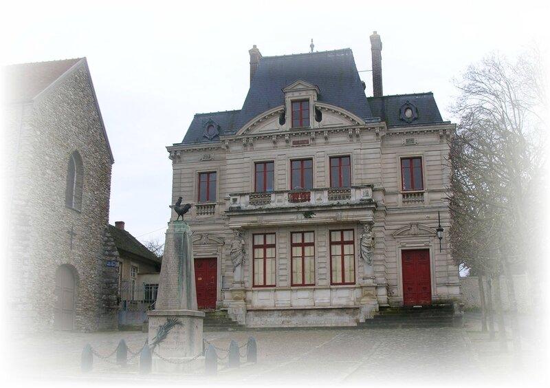 Seine-Port - Ancienne mairie