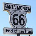Fin de mon road-trip et farniente à santa monica et venice beach