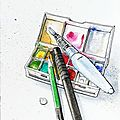 #01 - Painting/drawing tools
