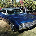 Buick lesabre 400 hardtop coupe-1968