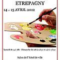 Exposition de peinture 2012