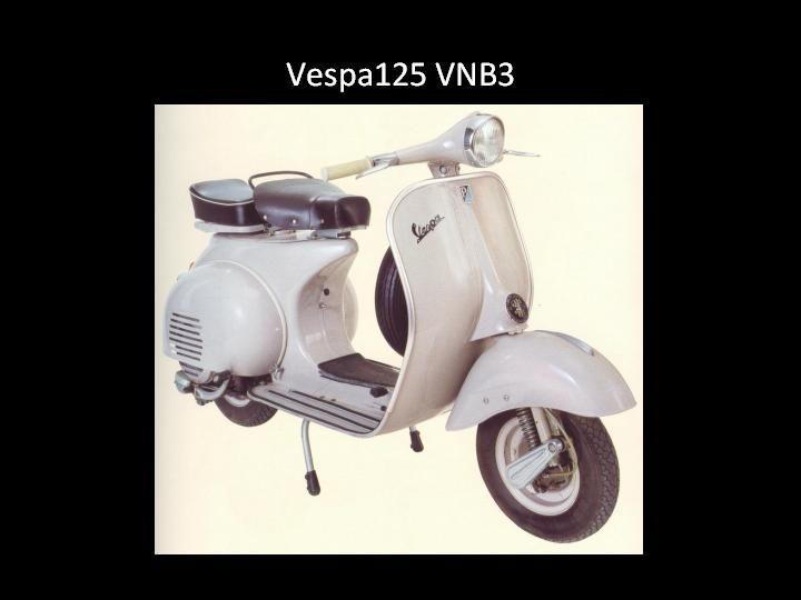 1955 - Vespa année 1950-1960