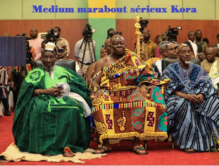 Puissant guérisseur marabout traditionnel africain