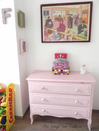 Chambre d'enfant Apolline et Félicie Au pays des Cactus 8